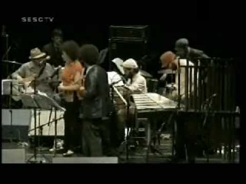 Roscoe Mitchell and Exploding Star Orchestra ( Brasil TV )
