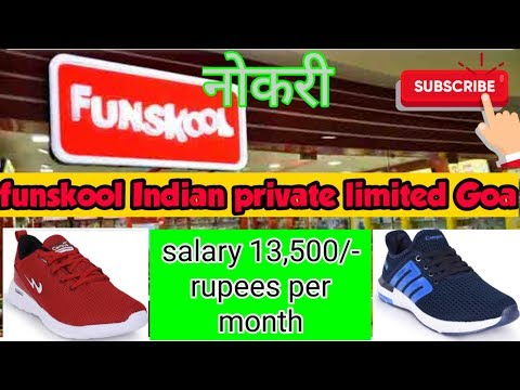 Funskool Indian private limited Goa