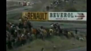1979 Dutch GP, Villeneuve retires