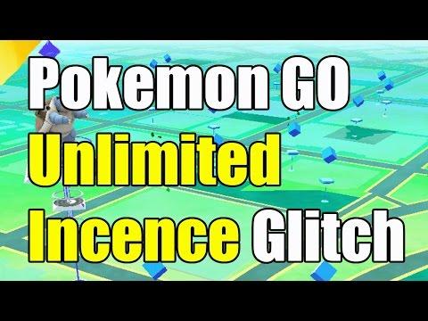 pokemon go pokemon go glitch unlimited incense unlimited luck pokemin go pokemongo. Black Bedroom Furniture Sets. Home Design Ideas