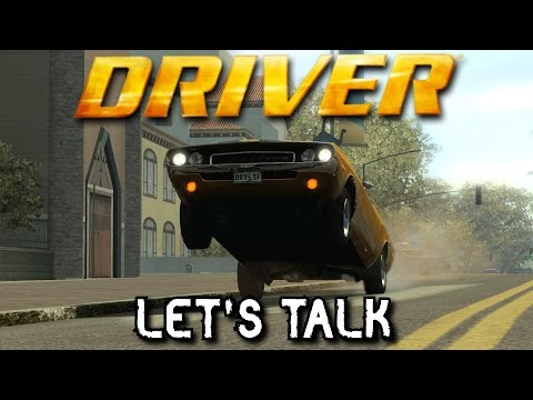 Chatting about the 'Driver' game series