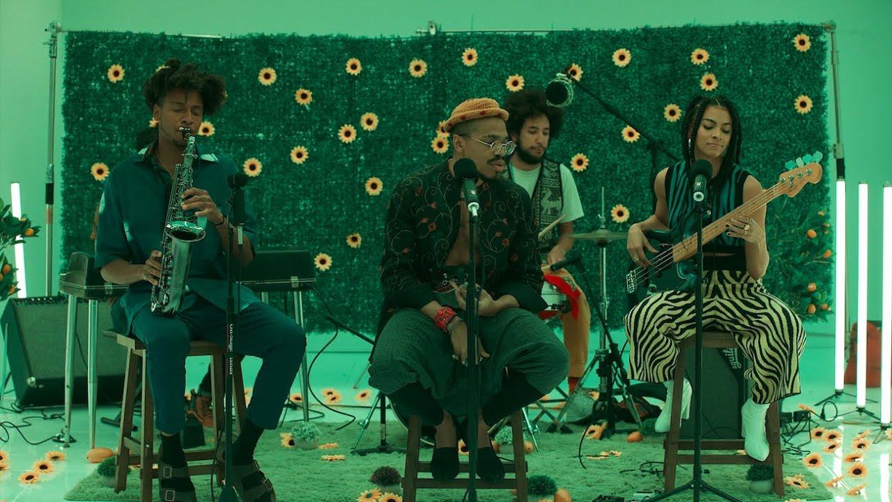 Download KAMAUU - MANGO (feat. Adeline & Masego) [Official Lyric Video]