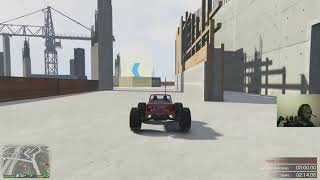 GTA 5 ONLINE:MINI COURSE CONTRE LA MONTRE AVEC RC BANDITO