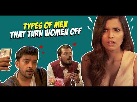 Types Of Men That Turn Women Off | RVCJ
