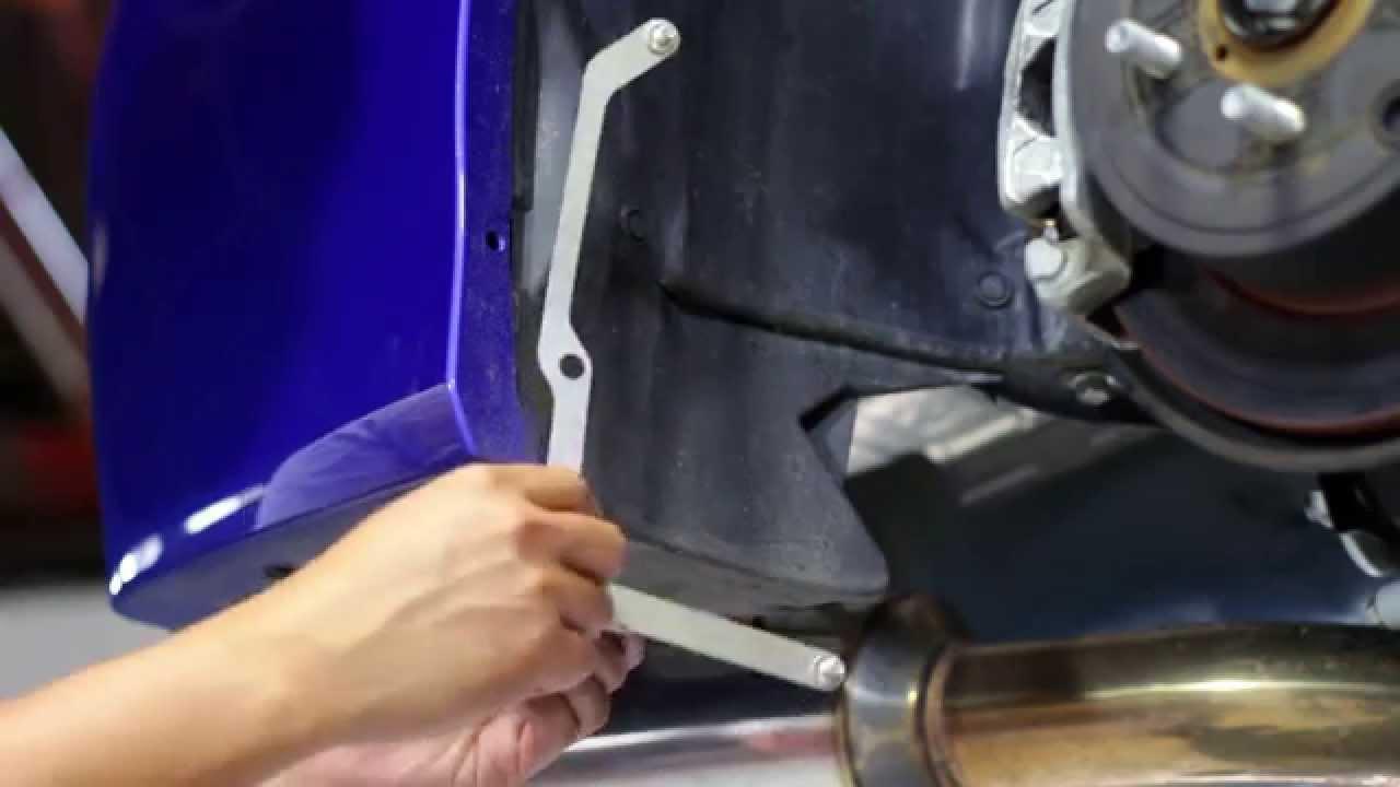 Wrx Mud Flaps >> SubiSpeed - Rally Armor Mud Flaps Installation for 2015 ...