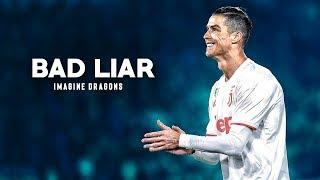 Gambar cover Cristiano Ronaldo 2020 ❯ Imagine Dragons - Bad Liar • Skills, Goals & Assists | HD