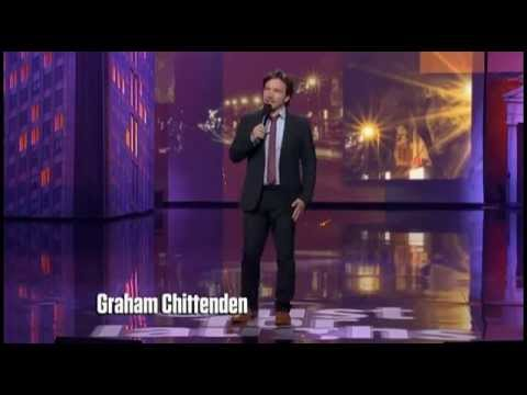 GRAHAM CHITTENDEN - JUST FOR LAUGHS - ALL ACCESS 2013