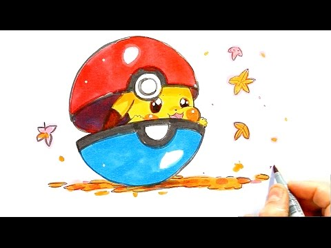 Pikachu Dessin Facile Dessin Pokemon Comment Dessiner Un
