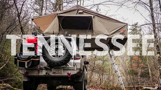 S2:E3 4Runner Camping in the Tennessee Backwoods -  Lifestyle Overland
