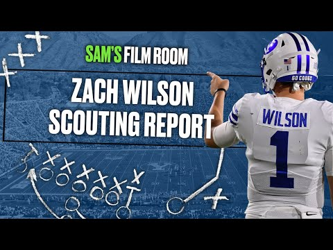 Film Room: Zach Wilson could be the BEST quarterback in the 2021 NFL Draft | Scouting Report