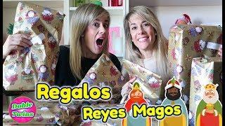 Abriendo Nuestros REGALOS DE REYES MAGOS 2019!! No nos hemos Portado Mal