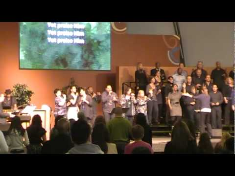 Byron Cage Medley - The Glory Song/Yet Praise Him/Shabach