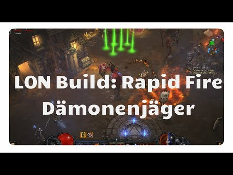 Zauberer: Der beste Build für Season 17 (Chantodos, Patch