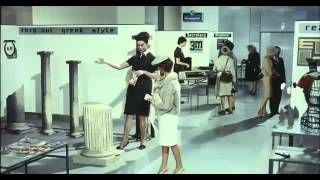 (The Greek Style) Jacques Tati - Playtime 1967