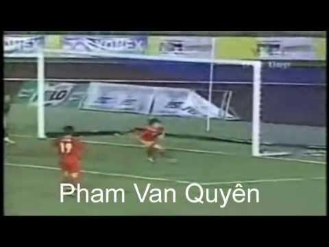 Van Quyến - Sea Games 23 Philipines