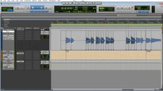 Timing Bass Guitar with Monophonic Elastic Audio in Pro Tools