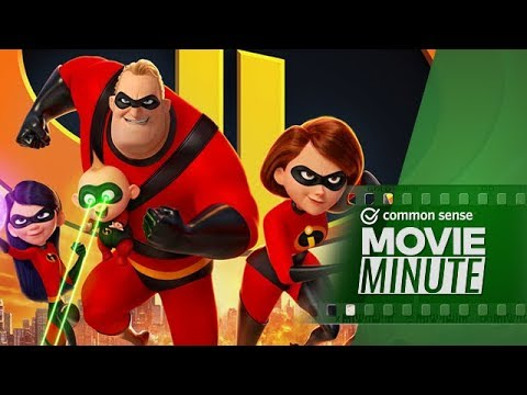 Incredibles 2: Movie Review