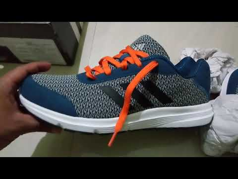 adidas-nebular-1.0m-running-shoes-blue-unboxing-flipkart