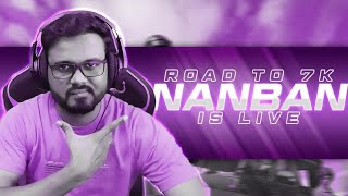 400 like target Pubg Mobile Tamil Live Stream with daily cash giveaway Vanga Nanba Fun panalam