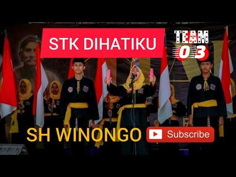 Lagu Terbaru SH Winongo - STK DIHATIKU ( Persaudaraan Setia Hati Tunas Muda Winongo Madiun )