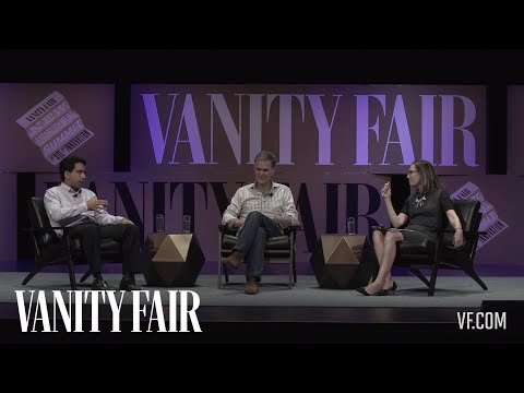 Netflix's Reed Hastings and Khan Academy's Salman Khan on the Future of Education