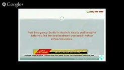 (512) 961-4680 Emergency Dentist Austin | 24 Hours and After Hours| No Insurance