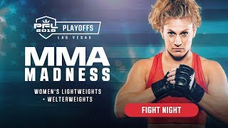 PFL Playoffs | 2019 Live at the Mandalay Bay Convention Center in Las Vegas