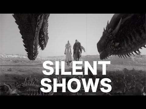 If Game Of Thrones (8x01) Were A Silent Show