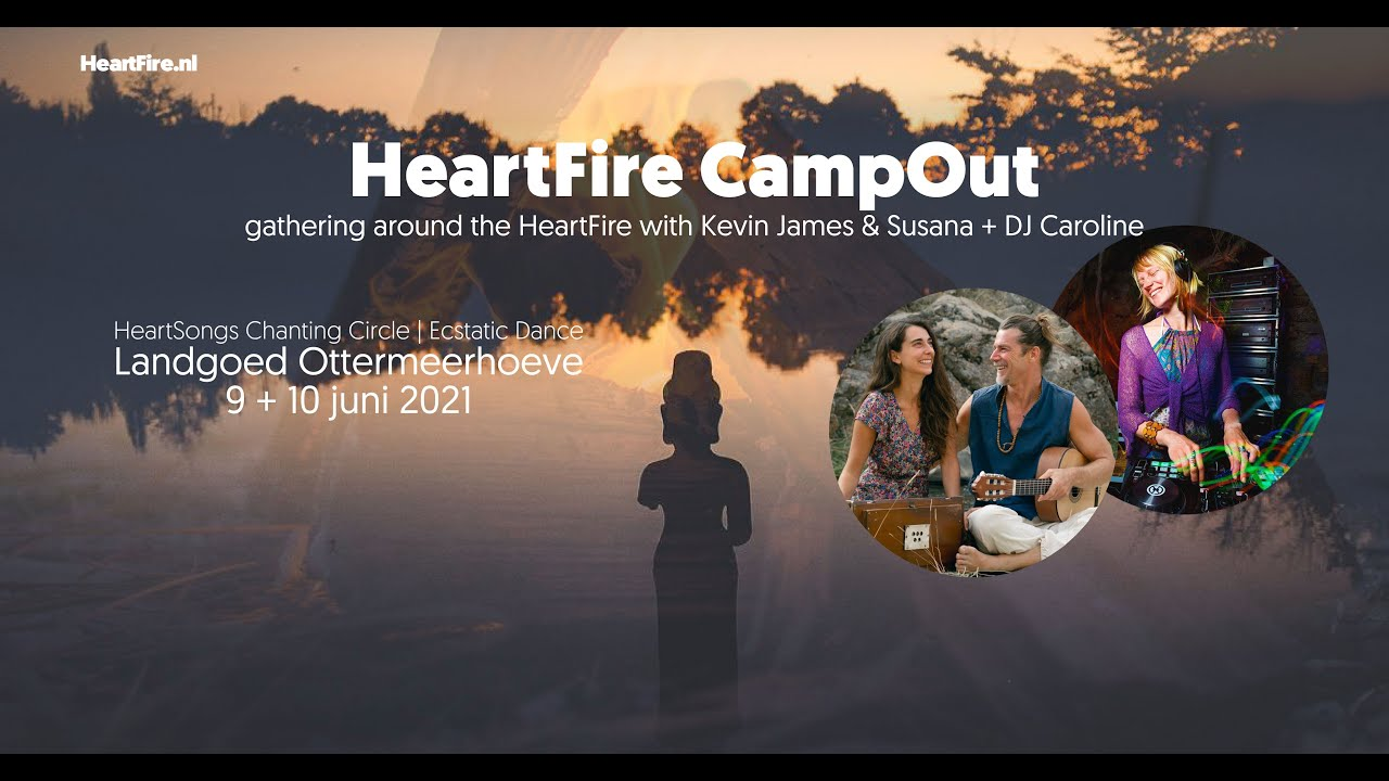 Download HeartFire CampOut :: a personal invitation from Kevin James & Susana + HeartFire