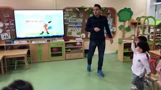 Уроки английского Vivalia в детских садах Китая