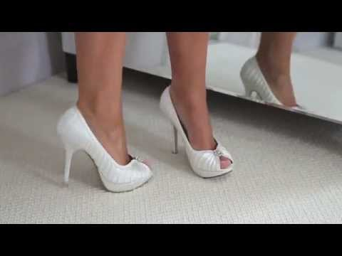 Paradox London Pink Bridal Shoe Collection 2017