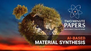 We Taught an AI To Synthesize Materials | Two Minute Papers #251