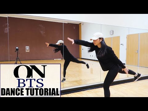 BTS (방탄소년단) 'ON' Lisa Rhee Dance Tutorial