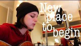 Gambar cover new place to begin ~ khai dreams cover by audrey