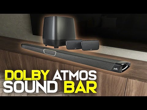 Best Soundbar 2019 With Dolby Atmos from YouTube · Duration:  9 minutes 51 seconds