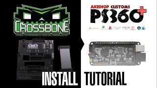 Crossbone TE2 Install Tutorial (with PS360+ mod)