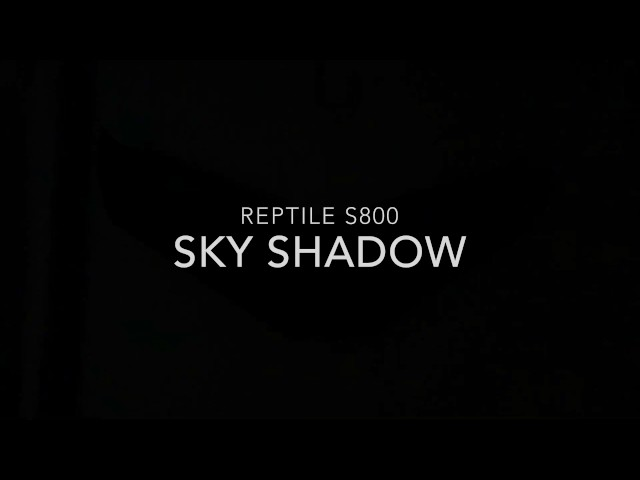 S800 Sky Shadow LED teaser