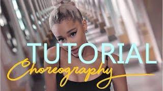 Ariana Grande - No Tears Left To Cry Tutorial Original Choreography | XtianKnowles