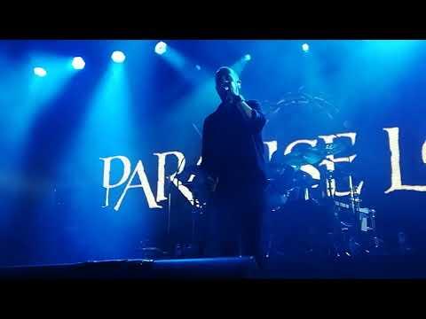 Paradise Lost - Erased. 12.02.20. Екатеринбург. Tele-club