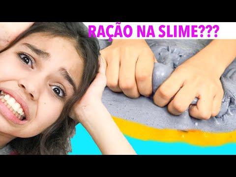 A MAIOR SLIME SABOTADA DO MUNDO? - ENTÃO ROBERTA?