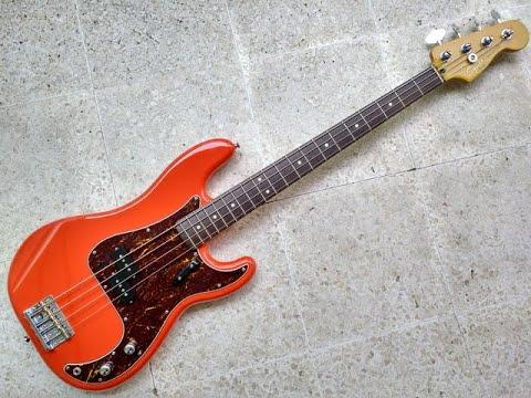 Squier Classic Vibe Precision Bass '60s