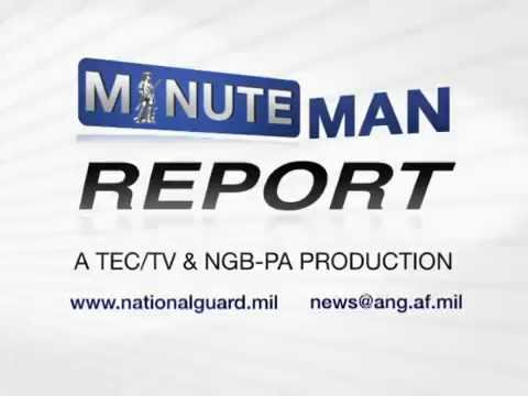 Minuteman Report - Mississippi Air National Guard Annual Training