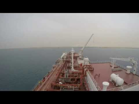 GOPRO SUEZ CANAL TIME-LAPSE  MARCH 2016 QHD HD 4k