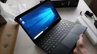 LincPlus Laptop Unboxing und erster Eindruck
