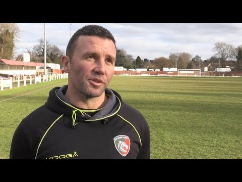 Leicester Tigers Boss Aaron Mauger On Sacking Of Richard Cockerill