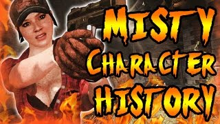 """The Story of ABIGAIL """"MISTY"""" BRIARTON (Call of Duty Black Ops 2 Zombies Storyline)"""