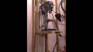 Drill Press Lift - Whoops