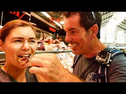 We Found FOODIE PARADISE In SPAIN!   Vlog 85   Travel & Sailing in Europe