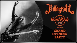 Pentagram/Mezarkabul - Full Show - Live at Hard Rock Cafe Grand Opening