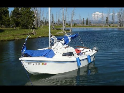 West Wight Potter 15 Sailboat Tour Mexico To Hawaii Seattle To